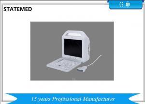 China Animal Medical Ultrasound Machine , High Resolution Laptop Vet Portable Ultrasound Device on sale
