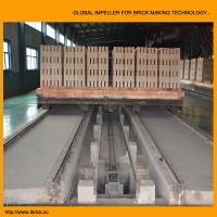 Automatic brick tunnel kiln for red brick firing kiln project