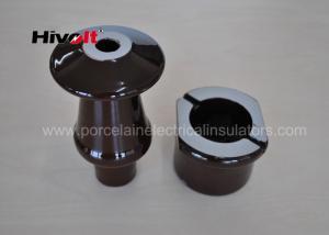 AB-250-42539 Porcelain Electrical Insulators , Safety Ceramic