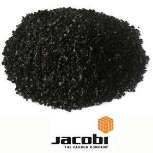 China Jacobi Coconut Shell Ganularactivated Carbon GAC on sale