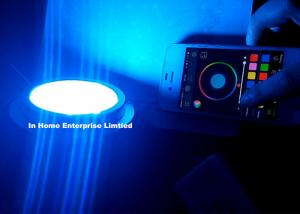 China Rgb Bluetooth Control 27w LED Boat Light 316 SS IP68 , Marine Led Lights on sale