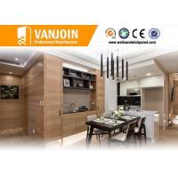 Anti - bending Soft Ceramic Tile Fireproof Flexible Natural Timber Grain Tile