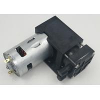High Pressure Electric Piston Pump Mini DC Motor -85kpa Vacuum High Capacity