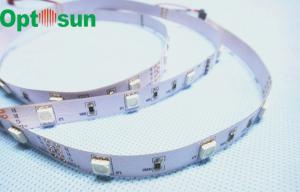 China Commercial 30leds Flexible RGBW SMD 5050 LED Strip Light / Ad Signs Single Color Led Strip Light on sale