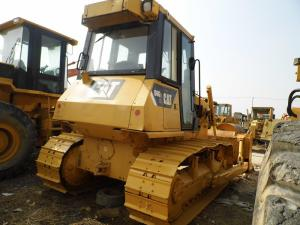 CAT 3306 Engine Used CAT Bulldozer , D6G Old Cat Dozers New Track