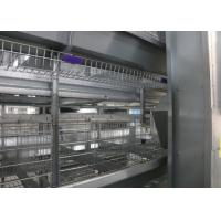 China Hot Galvanized Full Automatic Poultry Feeder System Anti - Perching on sale