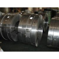 China 304 / 316 / Laminados en frío 430 tira de acero en bobina con 2B / acabado BA, 7 mm - 350 mm ancho on sale