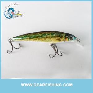 China hard body fishing lure OEM fishing lure Minnow Lure Hard on sale