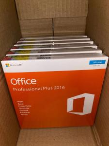 China 1 License Microsoft Office 2016 Pro Key International Language Package Box on sale