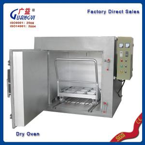 China silica gel drying oven on sale