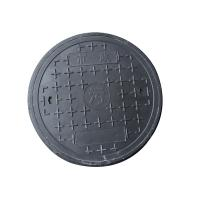 D500-2 Professional supplier of high quality composite manhole cover 500*50mm customized manhole covers for sale