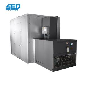 China Fruit And Vegetable Food 29.6kw Freeze Dry Machine on sale