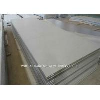 HL Industrial Hot Rolled Steel Plate / Stainless Steel Mirror Finish Sheet 1.4372