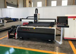 China Multi Axis Aluminium Laser Cutting Machine , Laser Cutting Metal Machine CNC Controls on sale