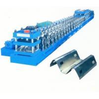 Gear Box Transmission Guardrail Roll Forming Machine Punching Press Automatic cutting