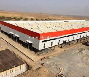 China Light Steel Structure Metal Building Construction Projects Industrial Shed Designs on sale
