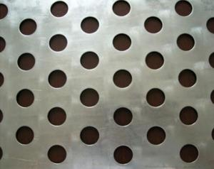 China Good quality stainless steel  Perforated Sheet Perforated Metal/perforated sheet on sale