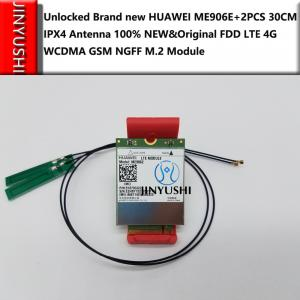 China HUAWEI Component Sourcing ME906E+2PCS 30CM IPX4 Antenna FDD LTE 4G WCDMA GSM Module on sale