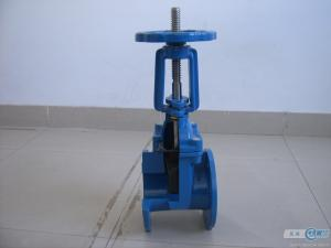 China High Pressure Resilient Seated Gate Valve With Smooth Continuous Bore Way on sale