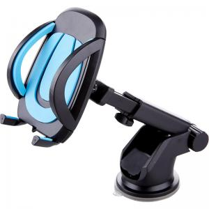 China One Touch Suction Cup Adjustable Car Phone Holder Dashboard Mount 360 Degree Rotating on sale