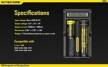 China New Designed Nitecore 18650 USB Charger Portable 18650 USB Charger in Factory Price 18650 on sale