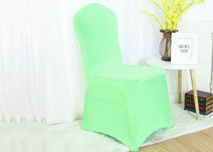 China Commercial Chair Covers And Sashes Customized Color Breathable on sale