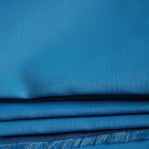 China QC021 100% nylon full-dull 0.2 x 0.2 rip-stop fabric, 360T density, 20D x 20D on sale