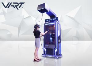 China High Quality 9D Virtual Reality Arcade VR Auto Games Machine Fitness Game on sale