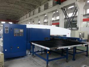 China Electronic CNC Punching Machine , Metal Pipe Punching Machine on sale