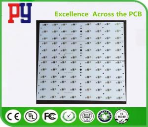China Solid Structure Rigid Flex LED PCB Board , Led Circuit Board Ssembly 1.2MM Thickness on sale