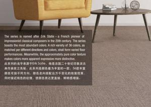 China Antistatic Carpet And Laminate Flooring High Color Fastness Easy To Clean on sale
