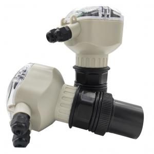 China 3m 100m Lpg Water Transducer Ultrasonic Water Level Sensor For Oil Truck on sale
