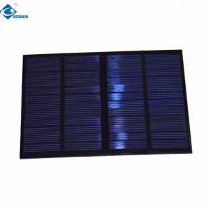 China 12V solar panel 1.3w solar cell EPOXY  Solar Panel 85115 for diy on sale