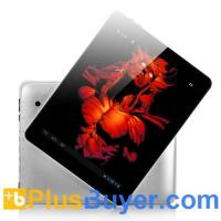 China Mephisto - 9.7 Inch Quad Core Android Tablet (1.6GHz CPU, 1024x768, 2GB RAM, 16GB, 6000mAh) on sale