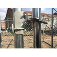 China ISO Approved Dog Security Fence Chain Link Fence Panels For Dog Kennels on sale