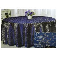 Flame Retardant Oxford Cloth Waterproof Jacquard Wide In Width For Table Cloth