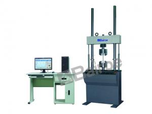 China PLW-500 Computerized Fatigue Testing Machine with Electro-Hydraulic Servo for CT Test on sale