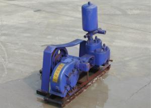 China Single Acting Drilling Mud Pump BW750 1500 * 890 * 1230mm Dimension For Hole Drilling on sale