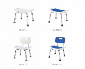 China Bath Bench Shower Chair Plastic Injection Molding Medical Parts on sale