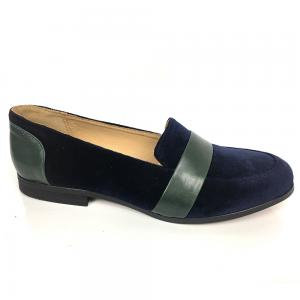 China Real Leather Comfortable Breathable Slip On Flats Moccasins Men Driving Casual Walking on sale