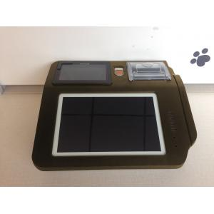 China 1.6 GHz  ARM Quad Core Thermal Printer POS , Android Tablet POS Thermal Receipt Printer on sale