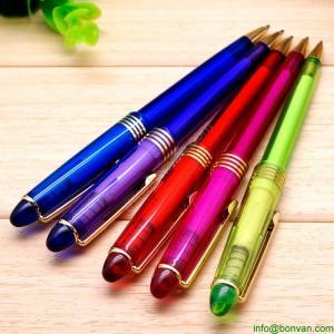 China gift pen,click hotel pen,advertising mont style pen, plastic mont ball pen on sale