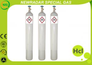 China Chemical Grade 3N Hydrogen Chloride Gas Production Of Hydrochloric Acid on sale