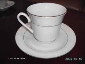 China Ceramic Cup & Saucer, Coffee Cup,Drinkware on sale
