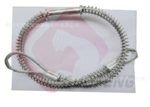 China 1 / 2  Dia  Whipcheck Wire Rope Slings Hose To Hose For Oil /  Gas Pipes  Protection on sale