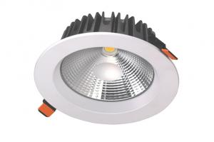 China 15w Dimmable Led Recessed Ceiling Lights Fixture Energy Saving on sale