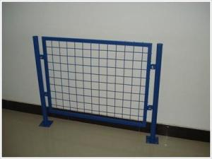 China Zinc Chrome Dip Plastic NSF Metal Shelving , NSF Certified Shelving Wire Products Fence Panel on sale