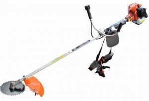 China 2.2 kW CE hot sale 2 stroke gasoline professional rotary grass trimmer/brush cutter on sale