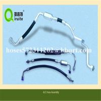 Auto air conditioning hose assembly