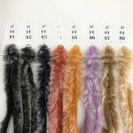 scarf fancy yarn mills wholesale oeko tex soft warm winter polyester faux fur yarn hand knitting yarn